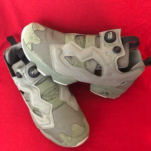 INSTAPUMP FURY MTP Reebok Sneakers
